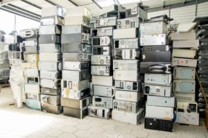 recycle of discarded computers
