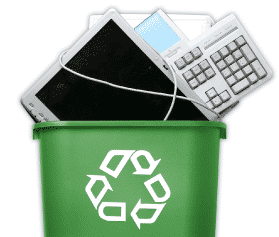secure electronics recycling