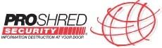 proshred logo